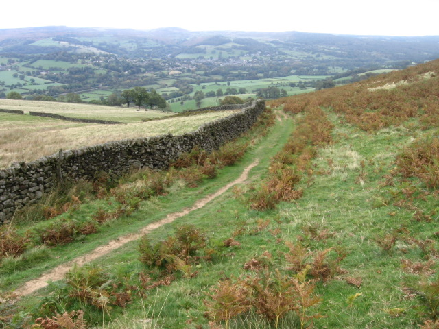 Footpath on Offerton Moor