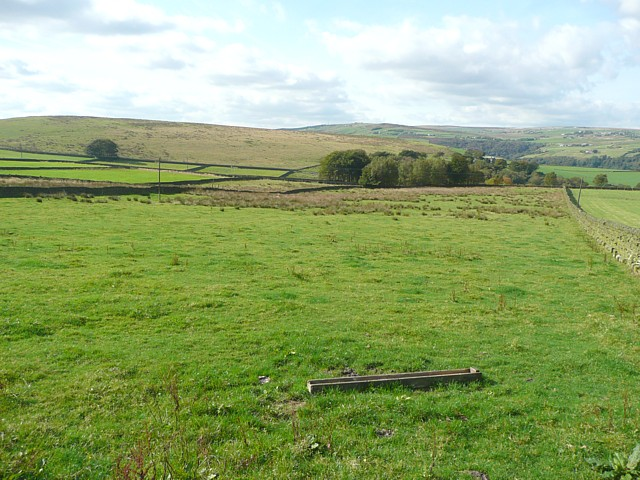 Field off Kilnshaw Lane, Erringden