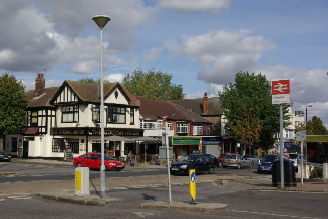 Station Road, Chingford