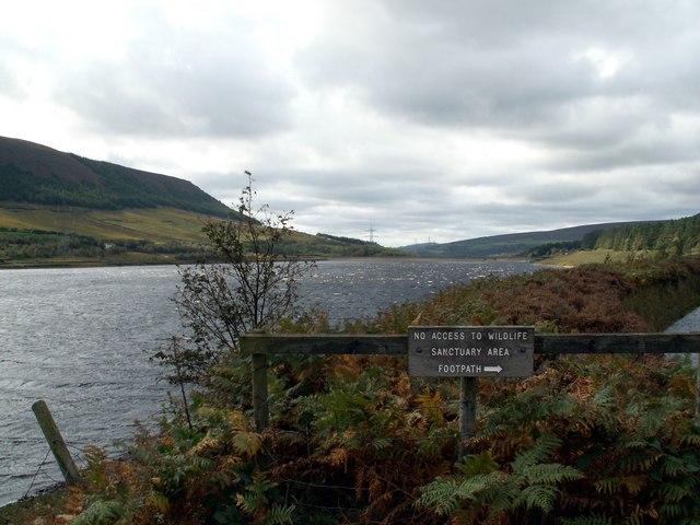 Torside Reservoir