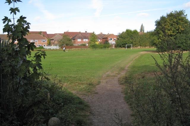 St Michael's open space, Warwick