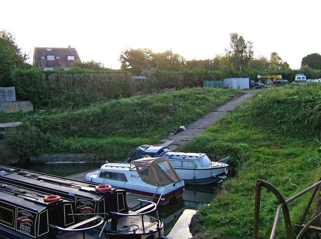 Northwick Marina, Worcester