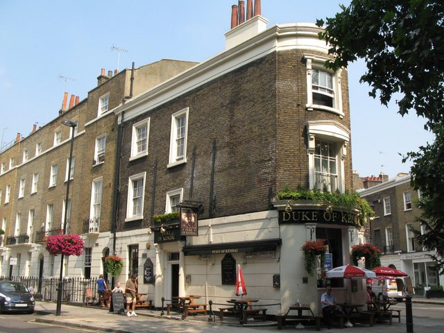 The Duke of Kendal, Connaught Street / Kendal Street, W2 (2)
