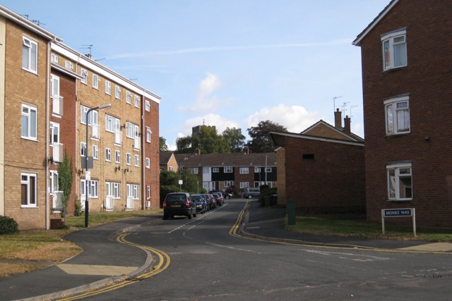 Monks Way, Warwick