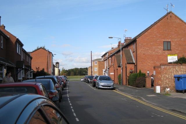 Crompton Street, Warwick