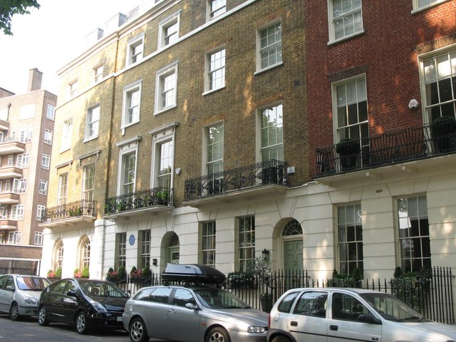 Connaught Square, W2 - east side (2)