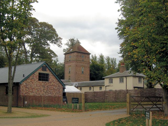 The Stable Block and Water Tower, Poulden Lacey