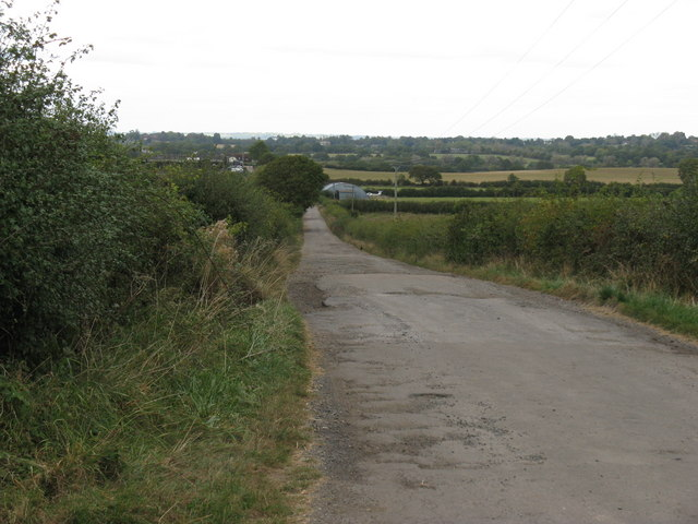 Private road north to Truleigh Sands
