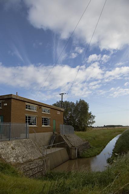 Skelton pumping station