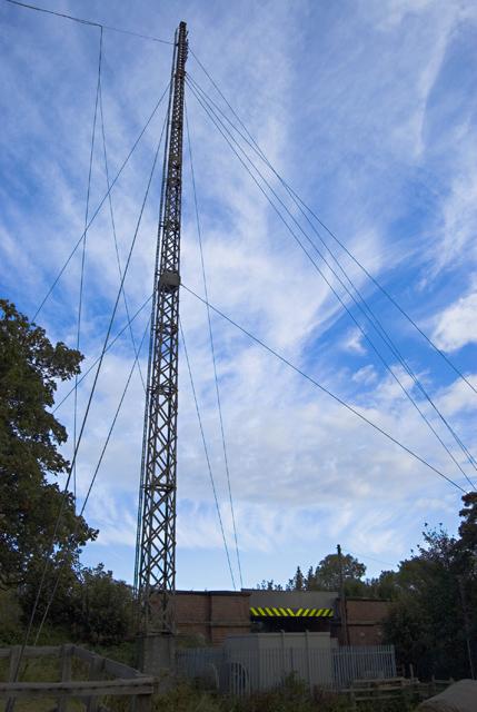 Goole bridge tower