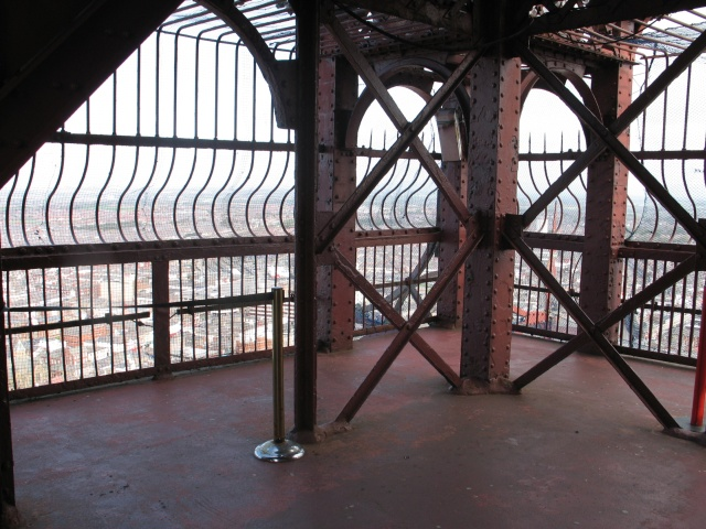 Viewing Platform, Blackpool Tower