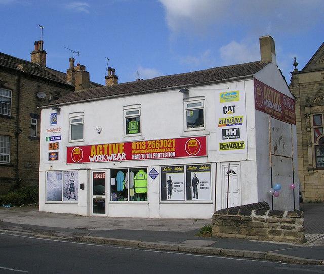 Active Workwear - Bradford Road