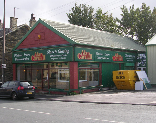 Alan Carnall Windows - Bradford Road