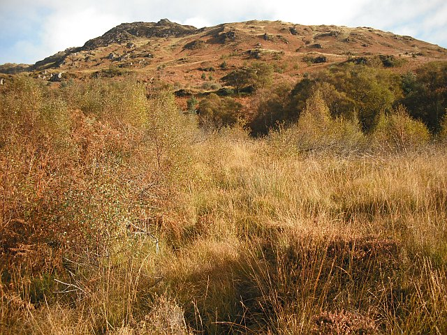 Slopes of Beinn Ruadh