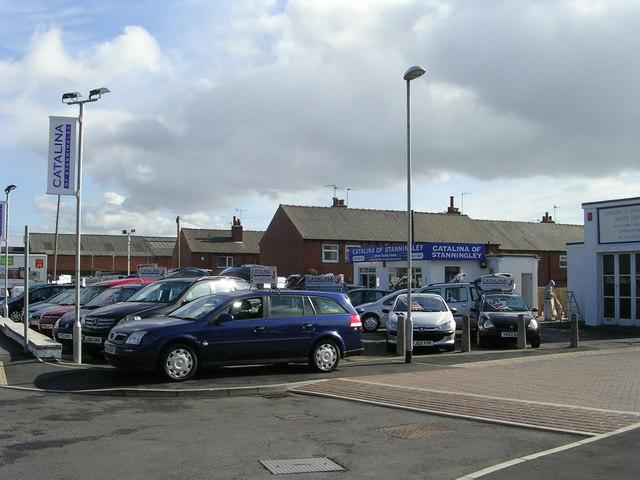 Catalina of Stanningley - Bradford Road