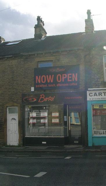 Berto Coffee & Food Bar - Bradford Road
