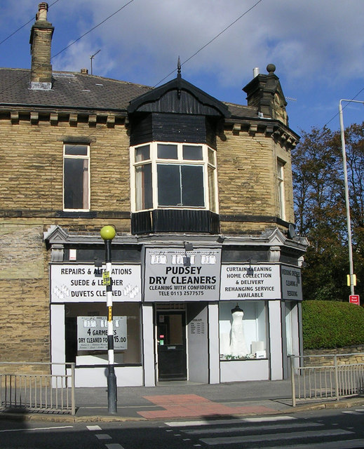 Pudsey Dry Cleaners - Bradford Road