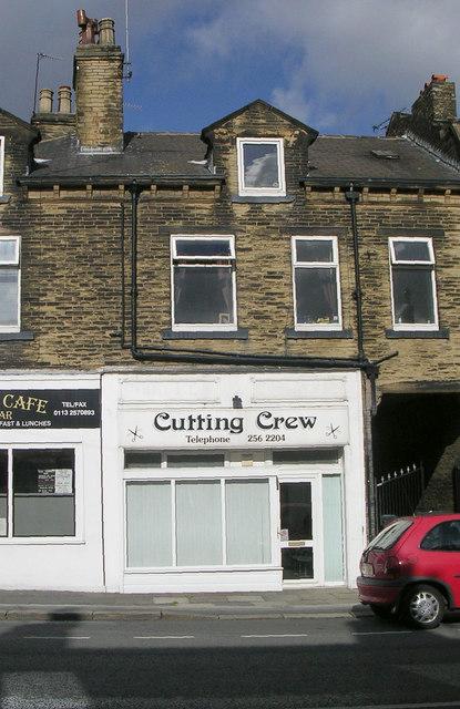 Cutting Crew - Bradford Road