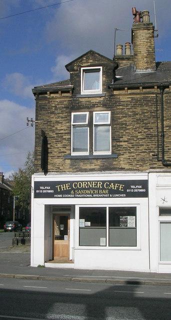 The Corner Cafe - Bradford Road