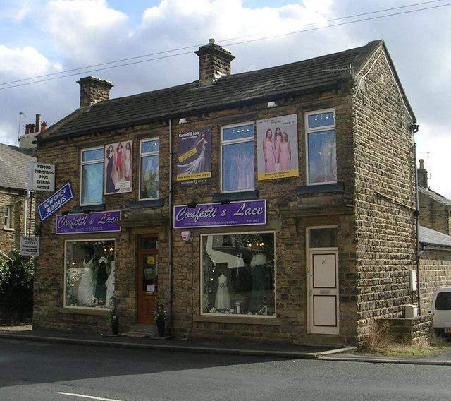 Confetti & Lace - Bradford Road