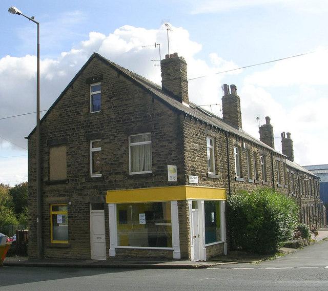 Empty Cafe - Bradford Road