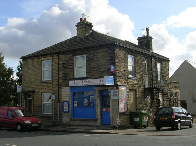 The Corner Shop - Bradford Road