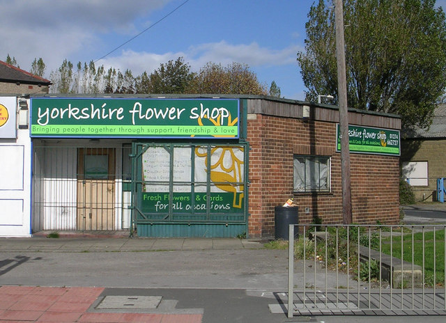 Yorkshire Flower Shop - Gain Lane