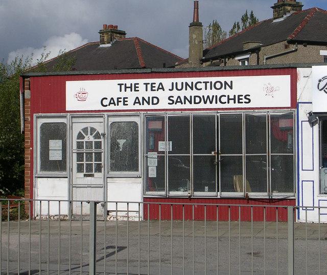 The Tea Junction - Gain Lane