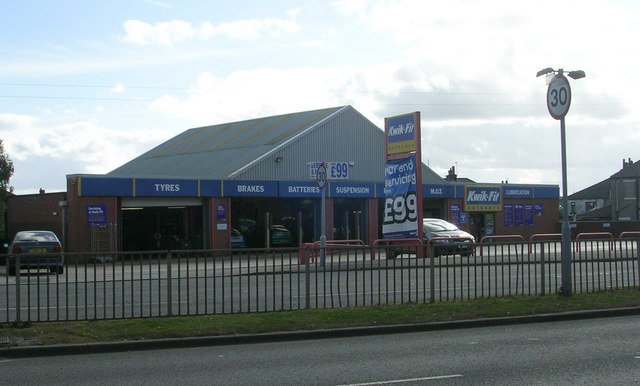 Kwik Fit - Bradford Road