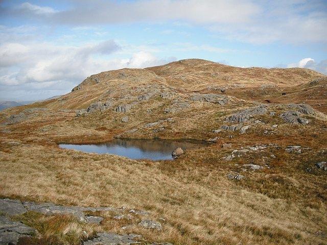 Lochan, Beinn Ruadh