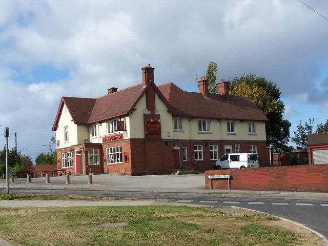 The Priory Arms, Rotherham Road, Barnsley