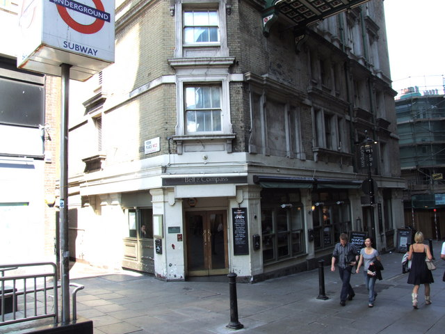 The Bell and Compass, Charing Cross