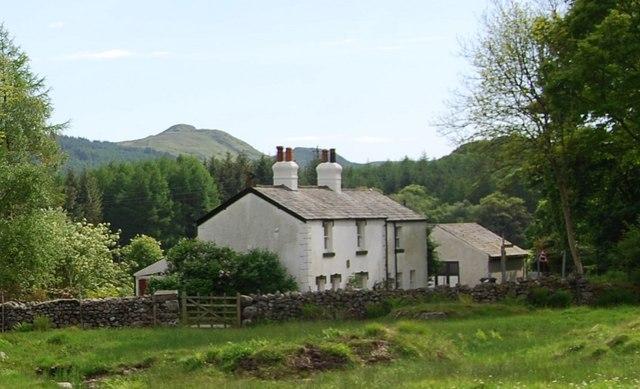 Cottage by Eskdale Green Station