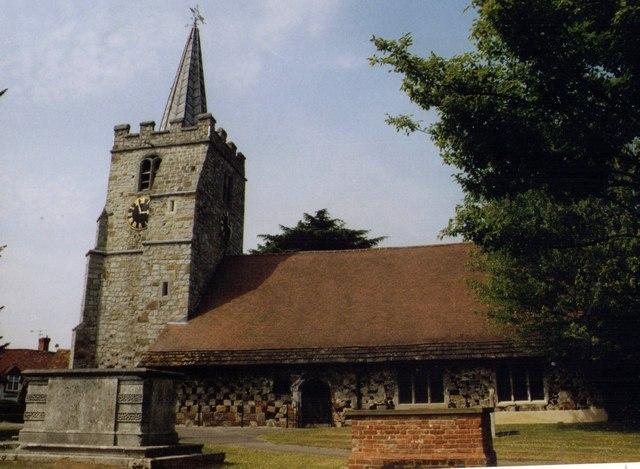 St Laurence, Chobham
