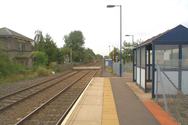 Bleasby station