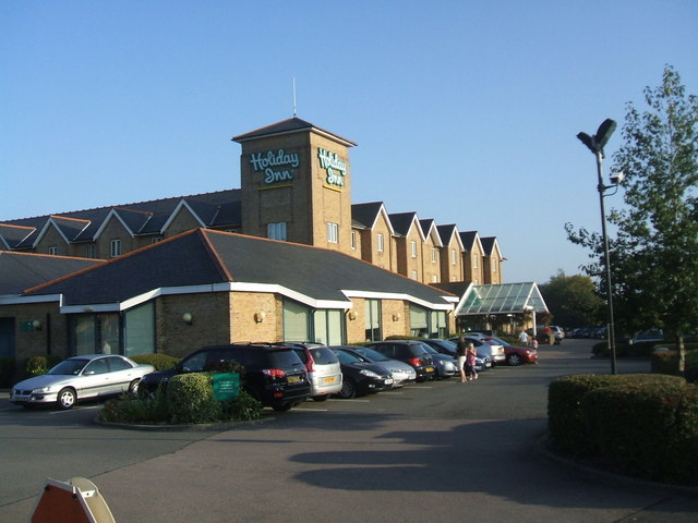 The Holiday Inn, Borehamwood