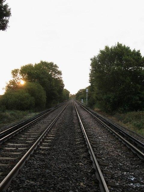 Lewes-Keymer Junction Railway