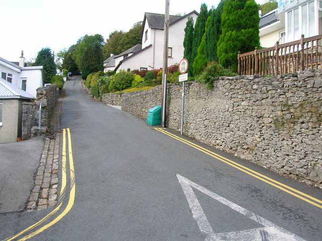 Charney Well Lane, Grange-over-Sands
