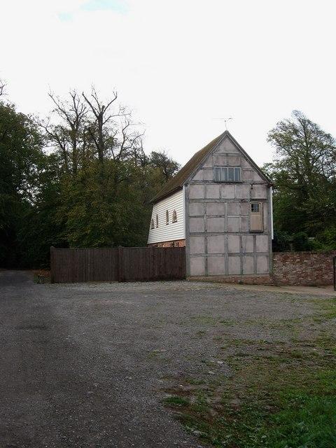 Converted Barn, Stantons Farm