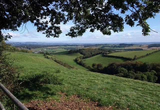 Valley below Bowering's Barn (3)
