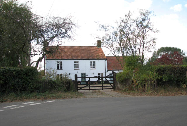 The White House in Well Road