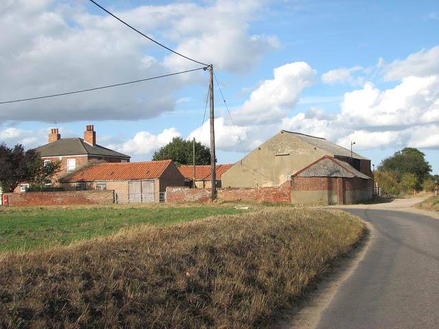 Church Farm in Church Road