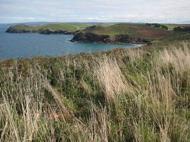 Port Quin Bay viewed from near Carnweather Point