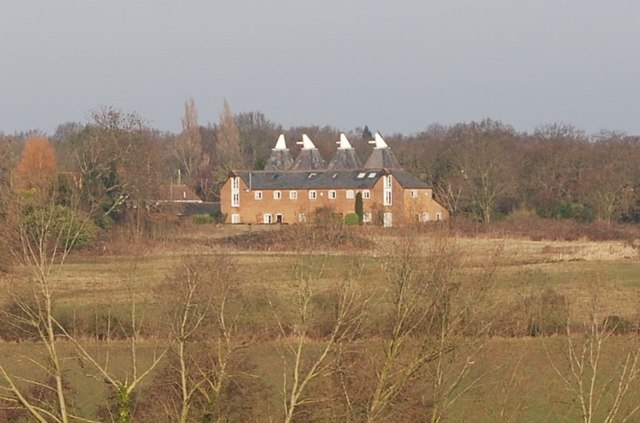 Oast house, Park Farm Close, Tyler Hill