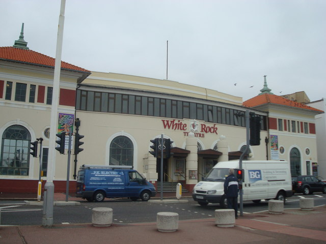 White Rock Theatre, Hastings