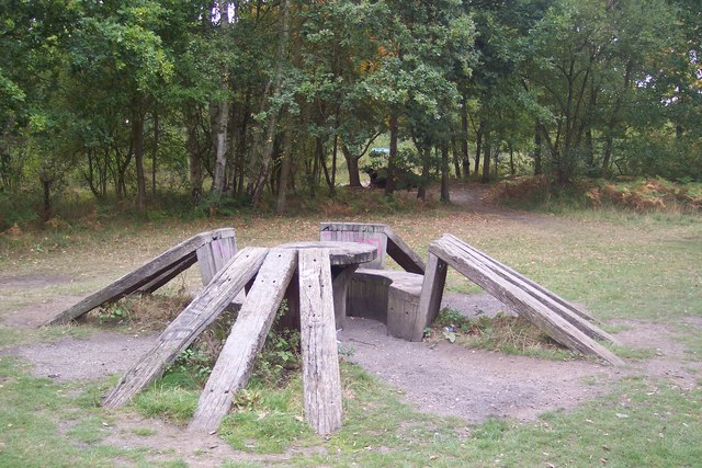 The Winding Wheel Seat, Clowes Wood
