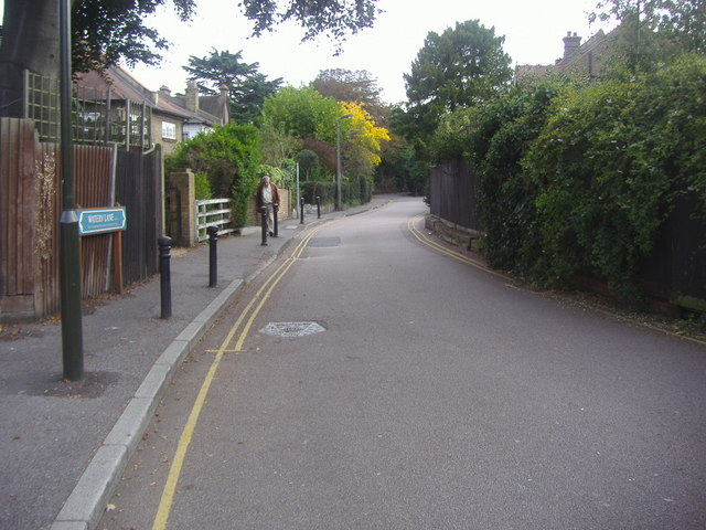 Watery Lane, Merton
