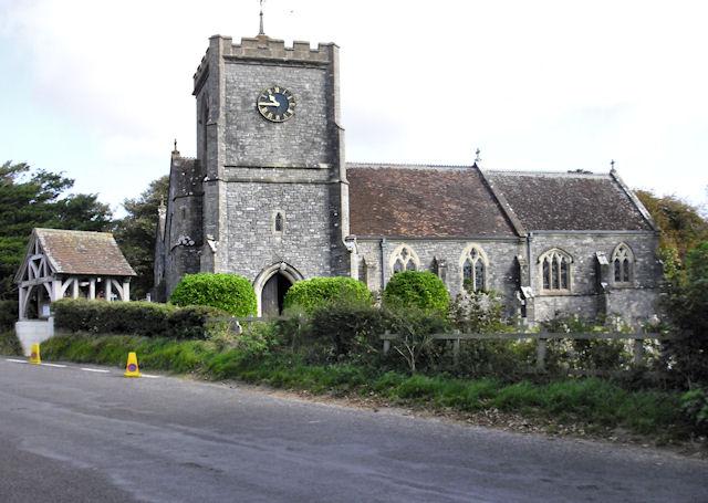 Holy Trinity Church, West Lulworth