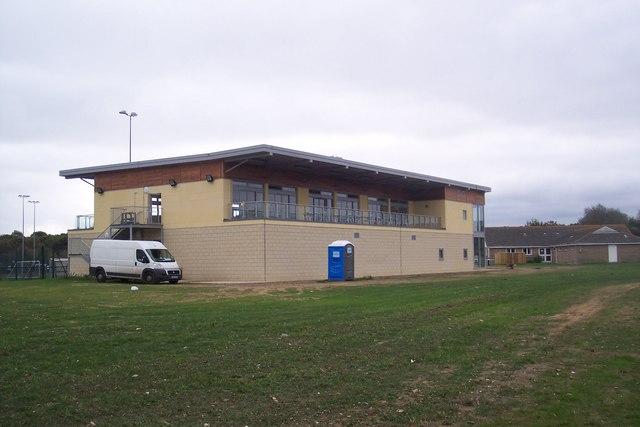 The Pavilion, University of Kent