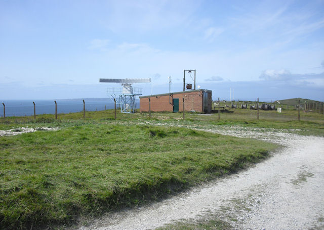 Radar Installation, Bindon Hill